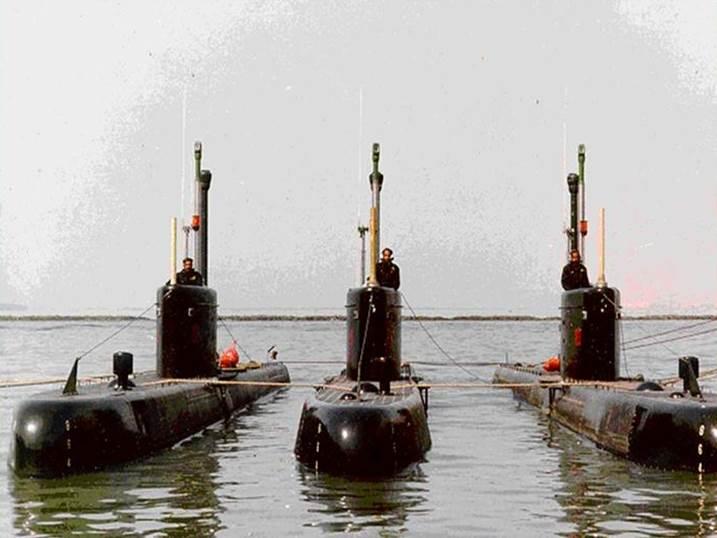 Cosmos-class submarine - Wikipedia