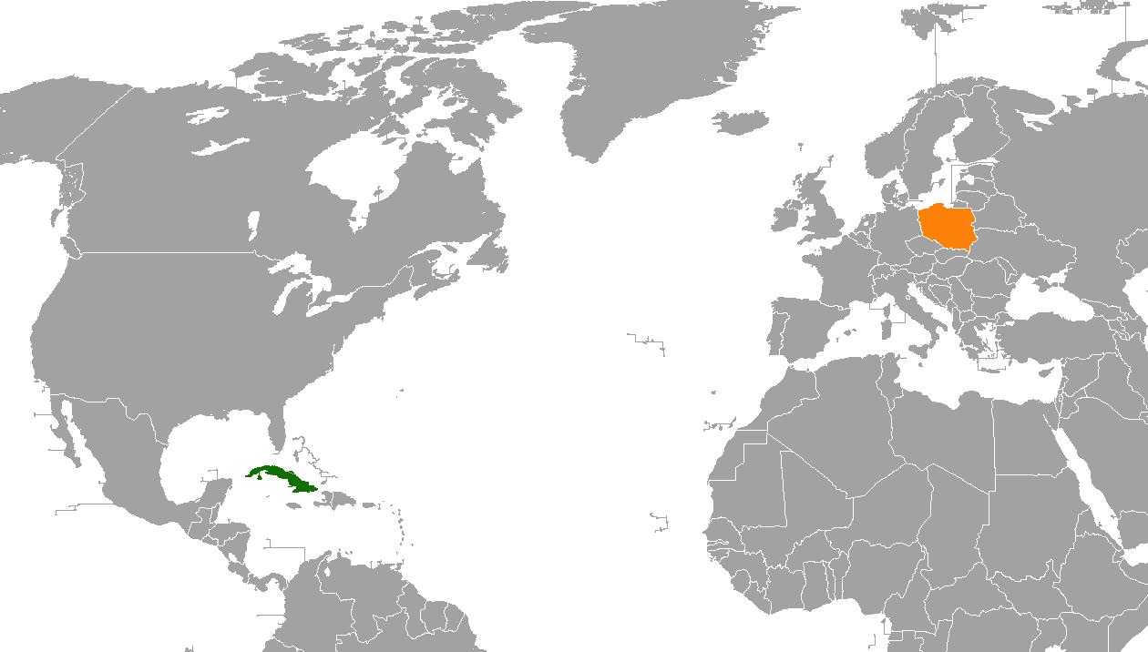 Cuba–Poland relations - Wikipedia