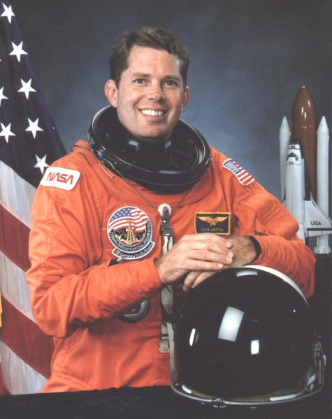 image of David Leestma