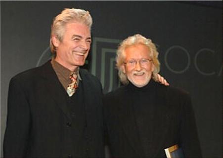 Daniel Lavoie and Daniel DeShaime, 2006