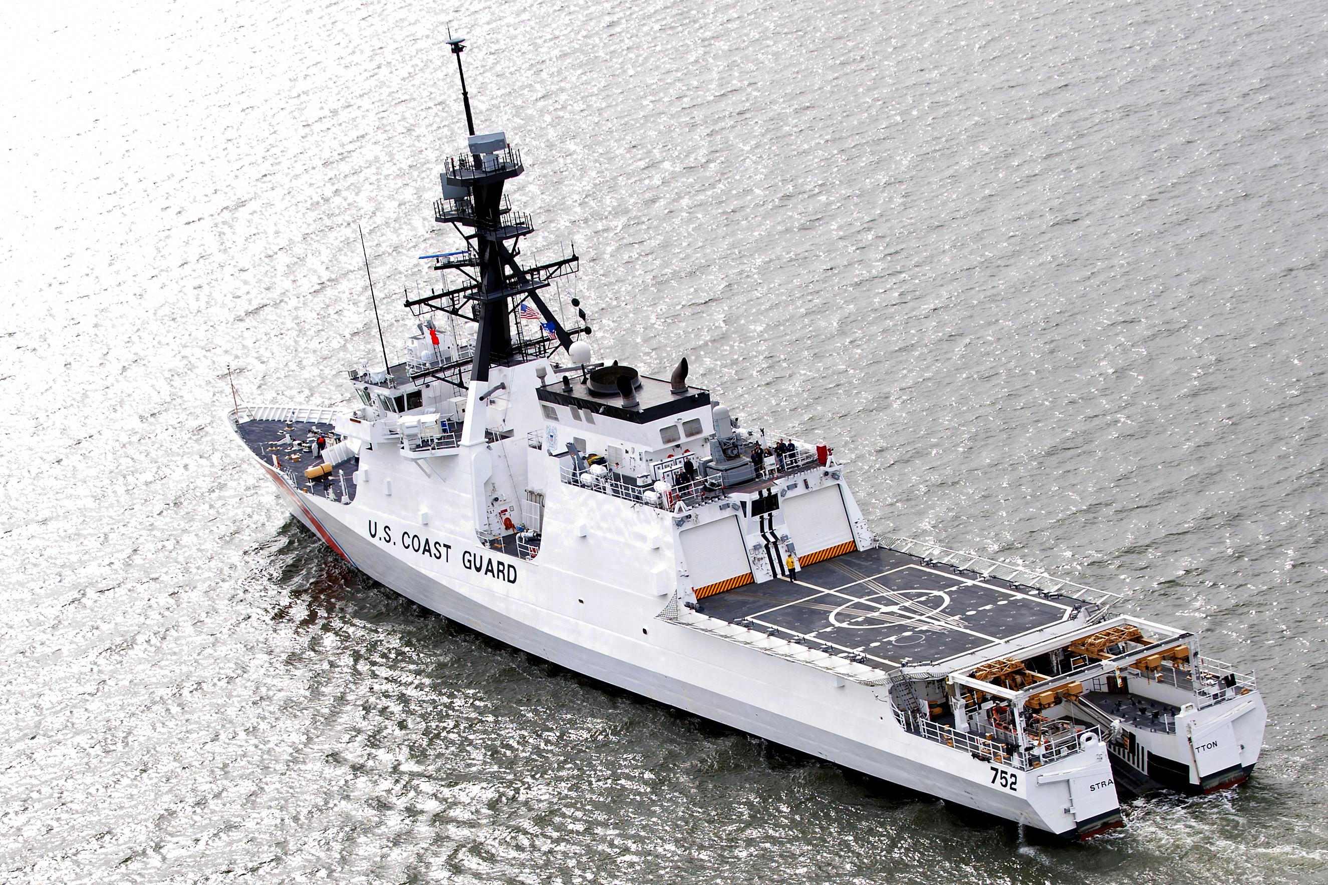 Us coast guard essay
