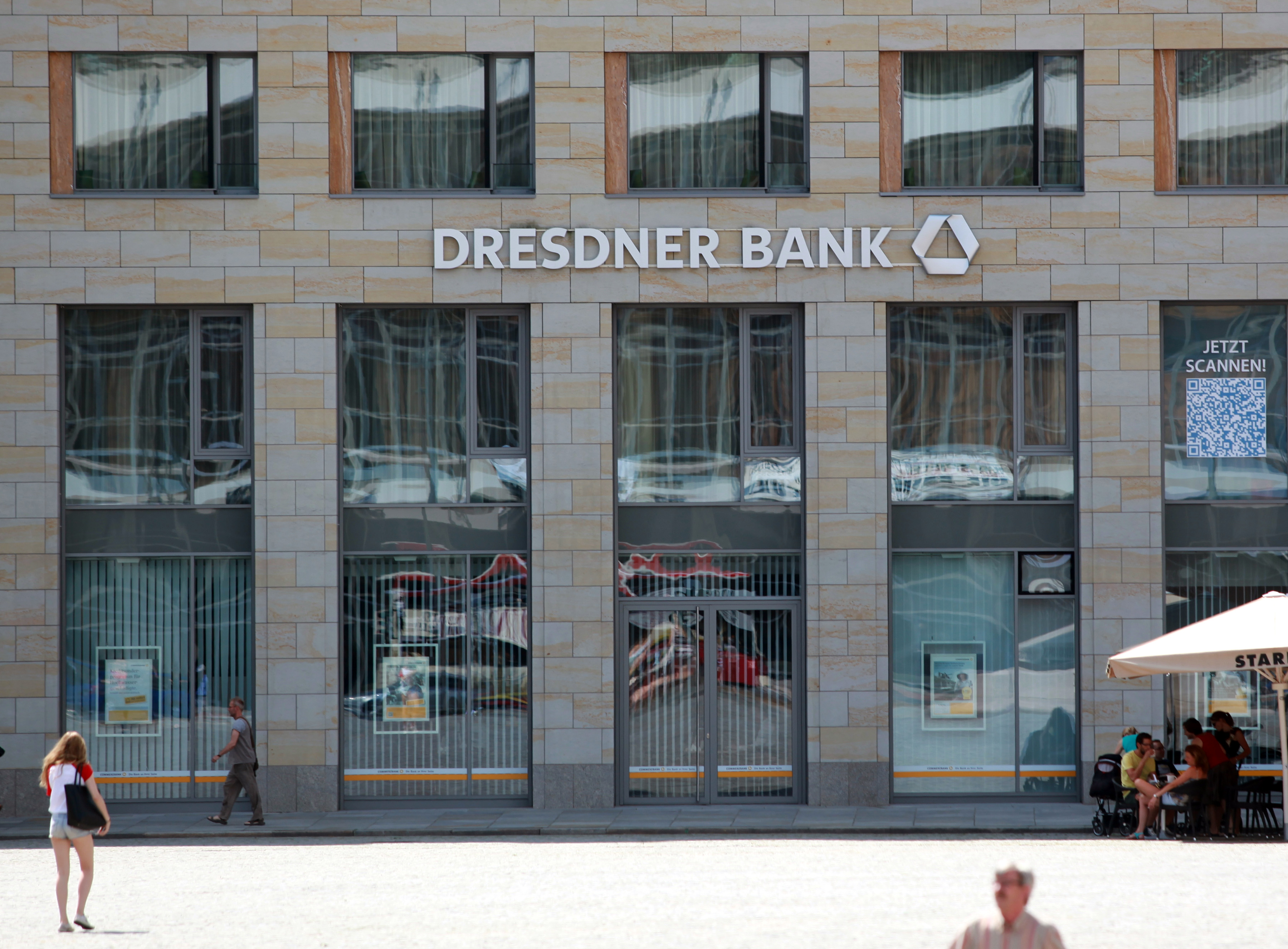 allianz dresden bank Commerzbank shares surged by as much as 19 percent on friday after the german bank sealed its takeover of dresdner bank months ahead of schedule and for less than market participants had feared.