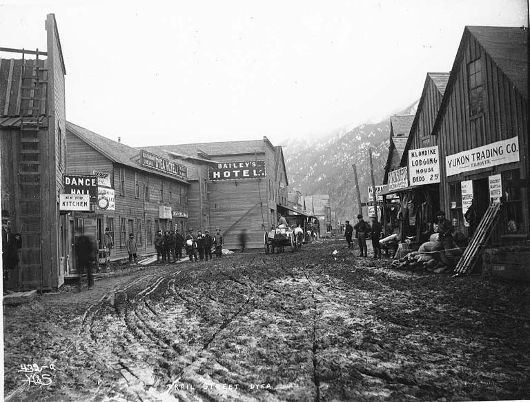 File Dyea Alaska Ca 1898 Hegg 578 Jpeg Wikimedia Commons