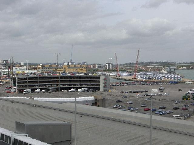 Eastern Docks, Southampton - geograph.org.uk - 1322204