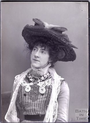 Edith Grey Wheelwright