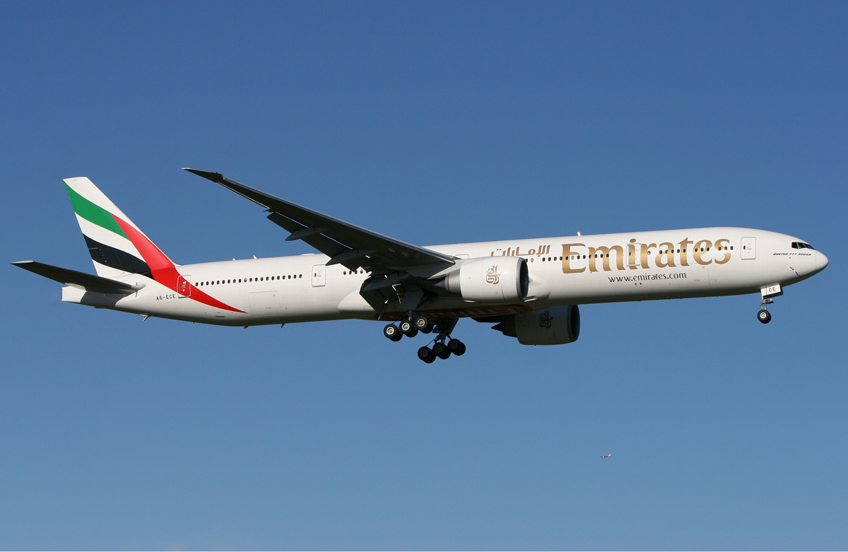 Emirates 777 300er Bing Images
