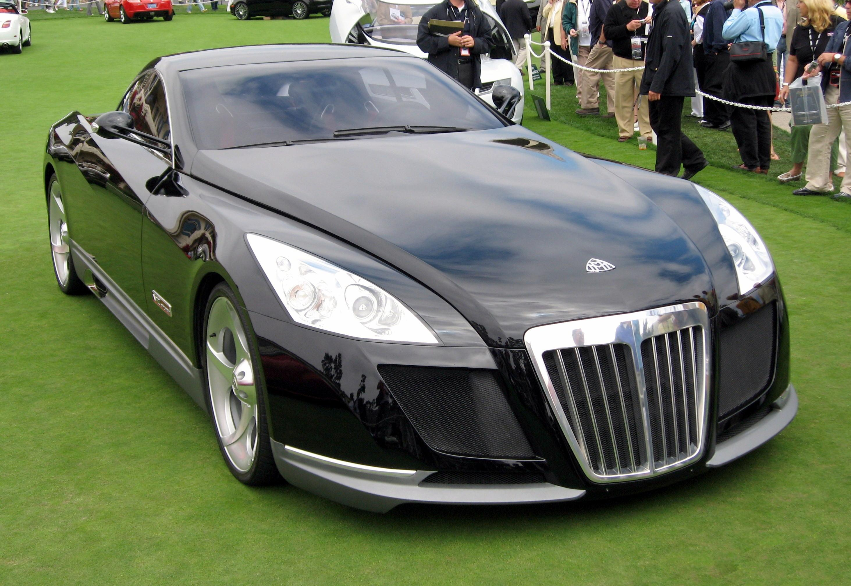 Maybach Exelero Wikipedia