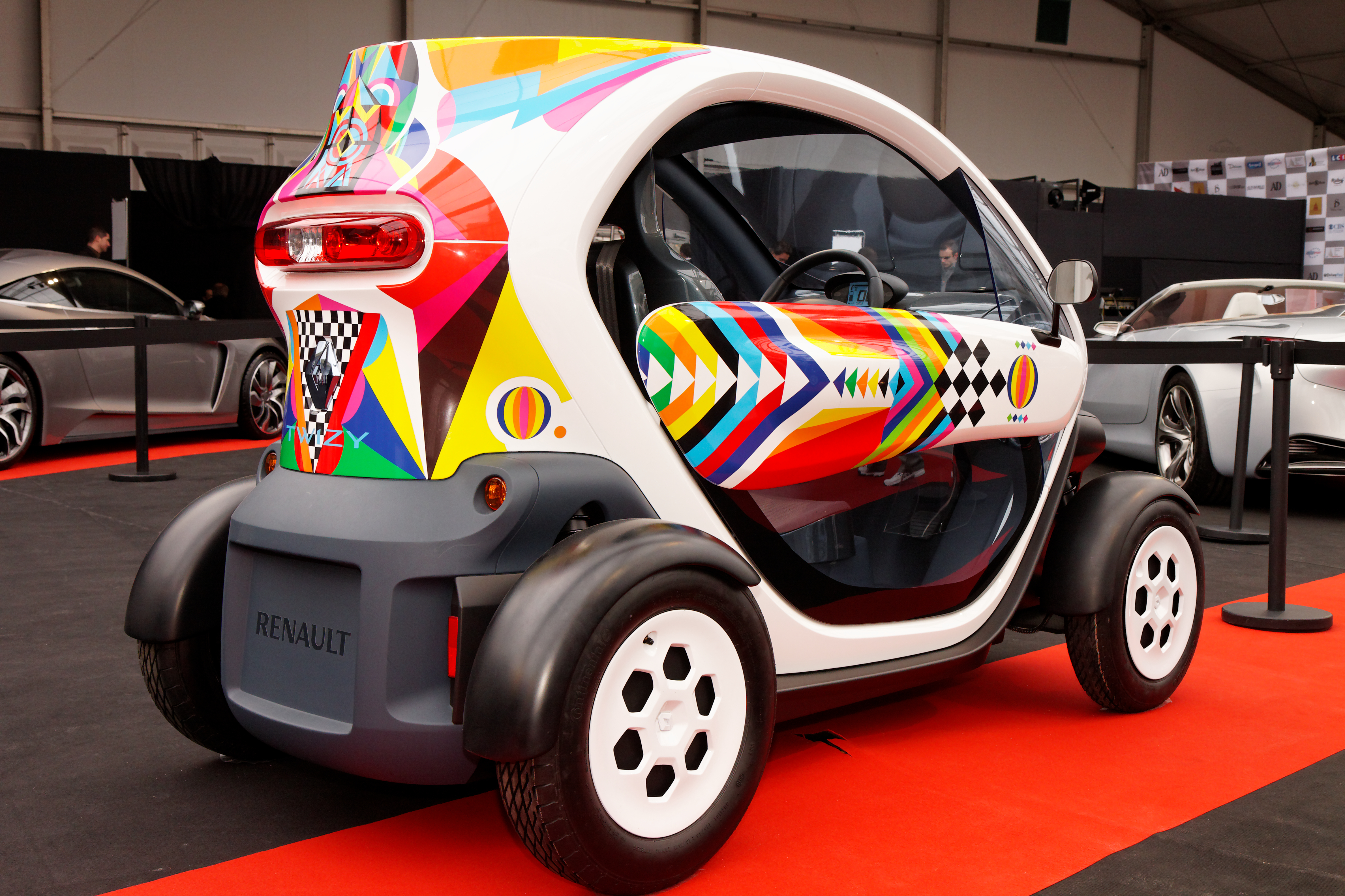 file festival automobile international 2011 renault twizy wikimedia commons. Black Bedroom Furniture Sets. Home Design Ideas