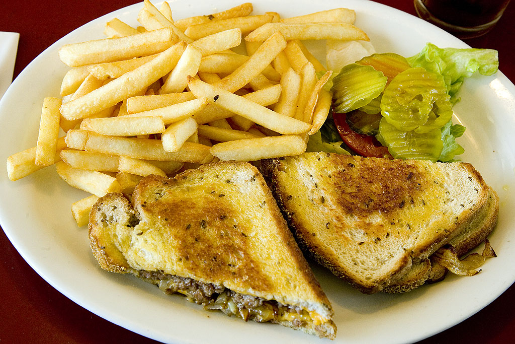 Patty melt - Wikipedia
