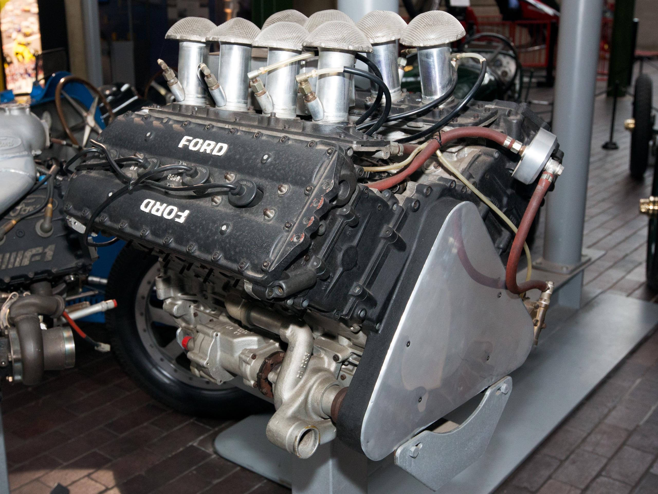 Ford Dfv 3 0 Engine