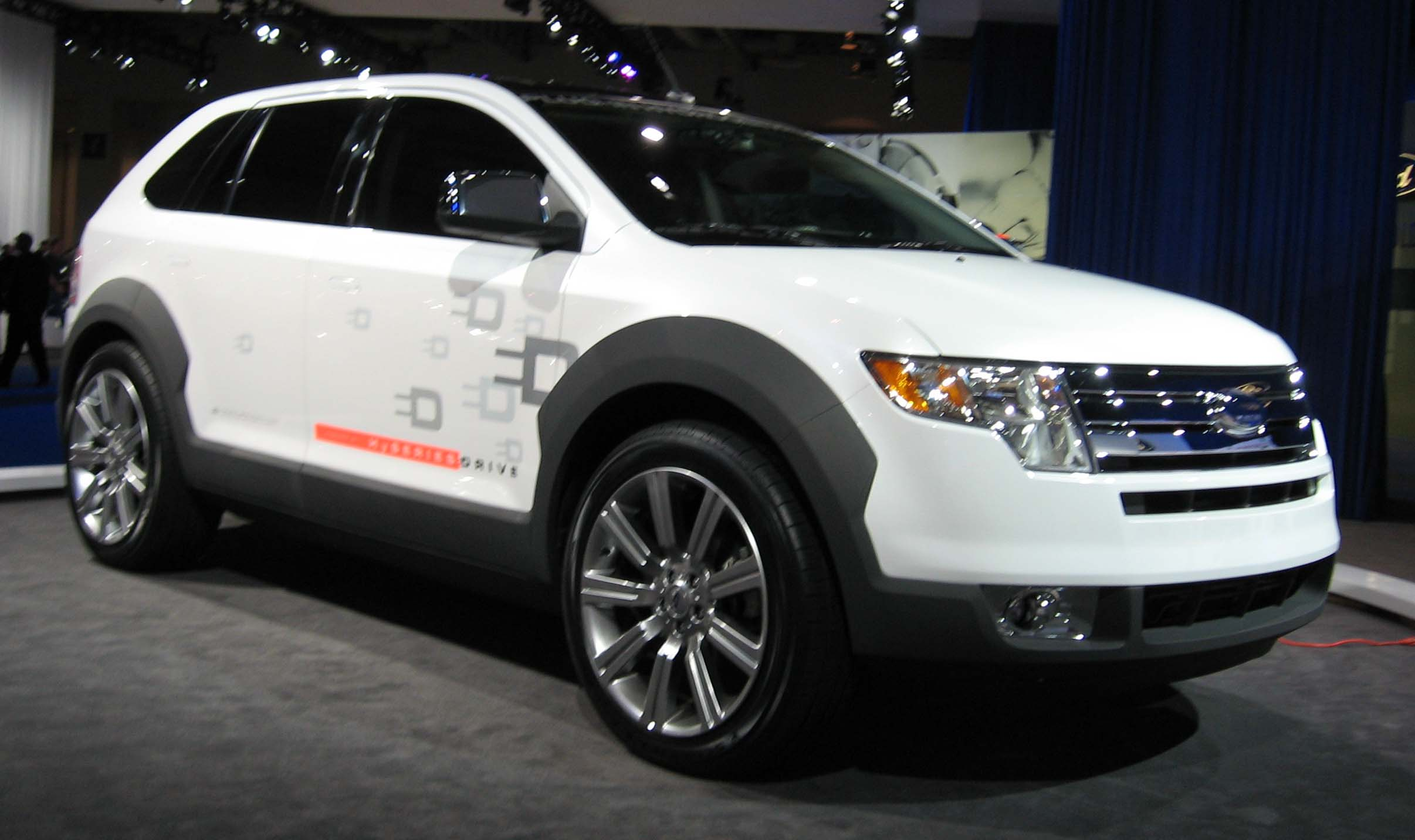 Image Result For Ford Edge Lifted