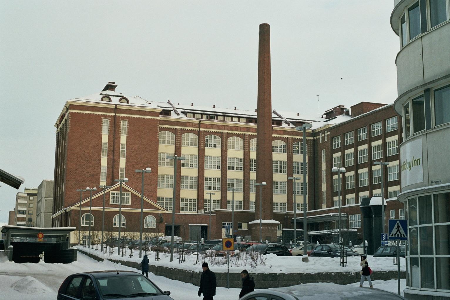 File:Former Attila shoe factory in