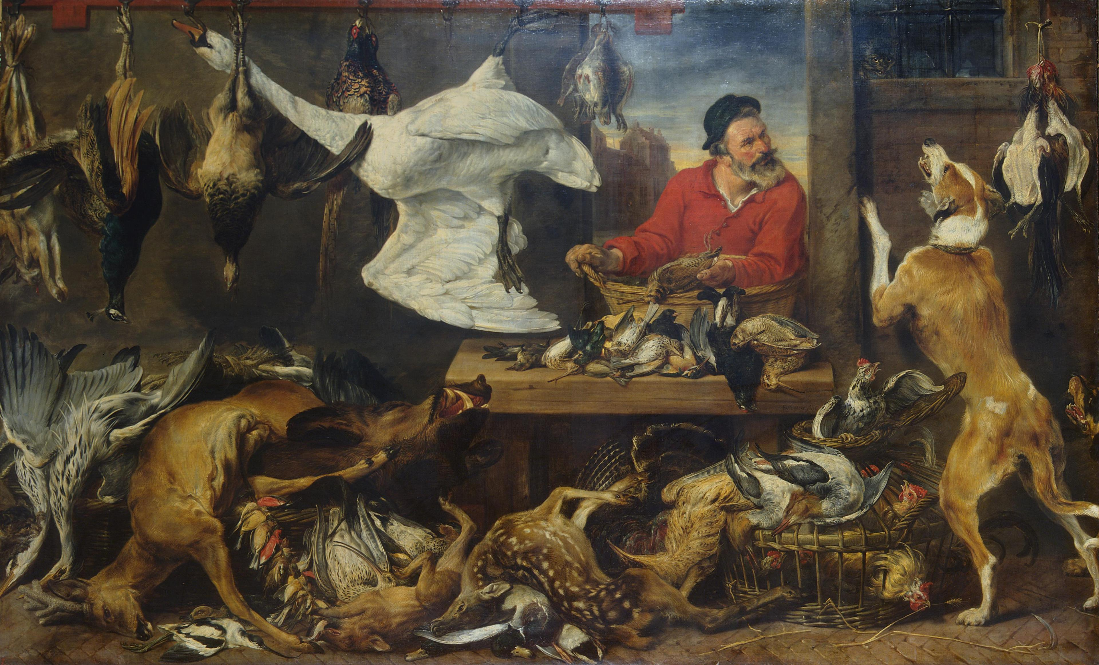 The painter Frans Snyders: biography, creativity, and interesting facts 62