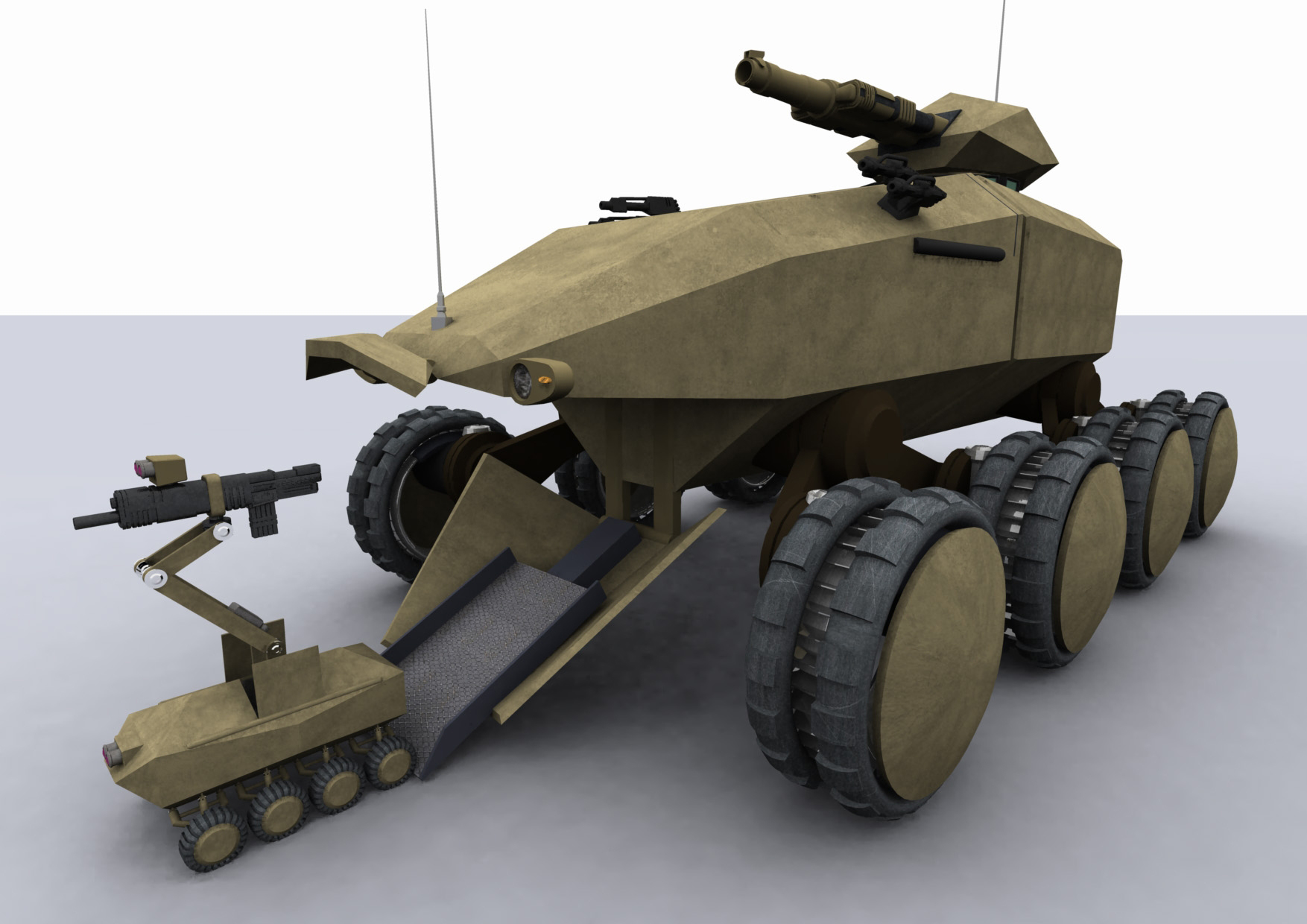 Future Military Weapons Future equipment of the