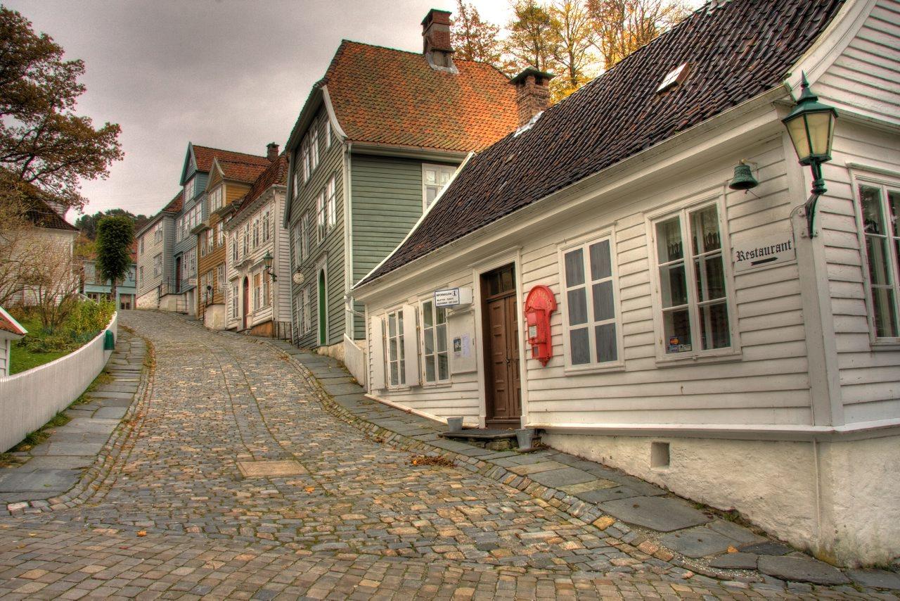 Image: Gamle Bergen