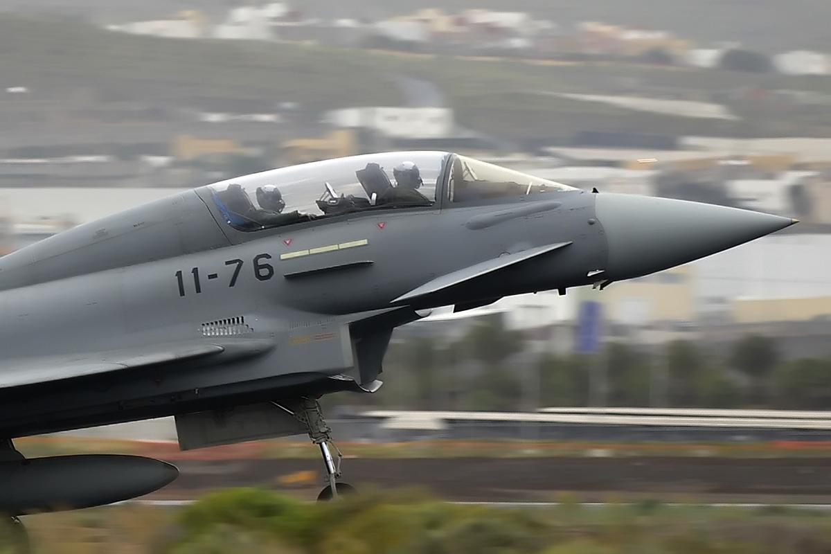 ALBUN EUROFIGHTER Gando_Eurofighter