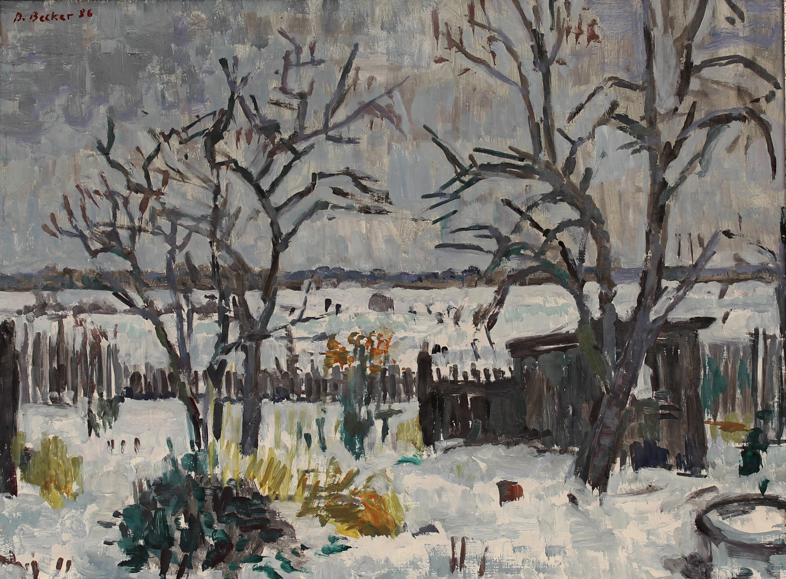 Garten Im Winter file garten im winter jpg wikimedia commons