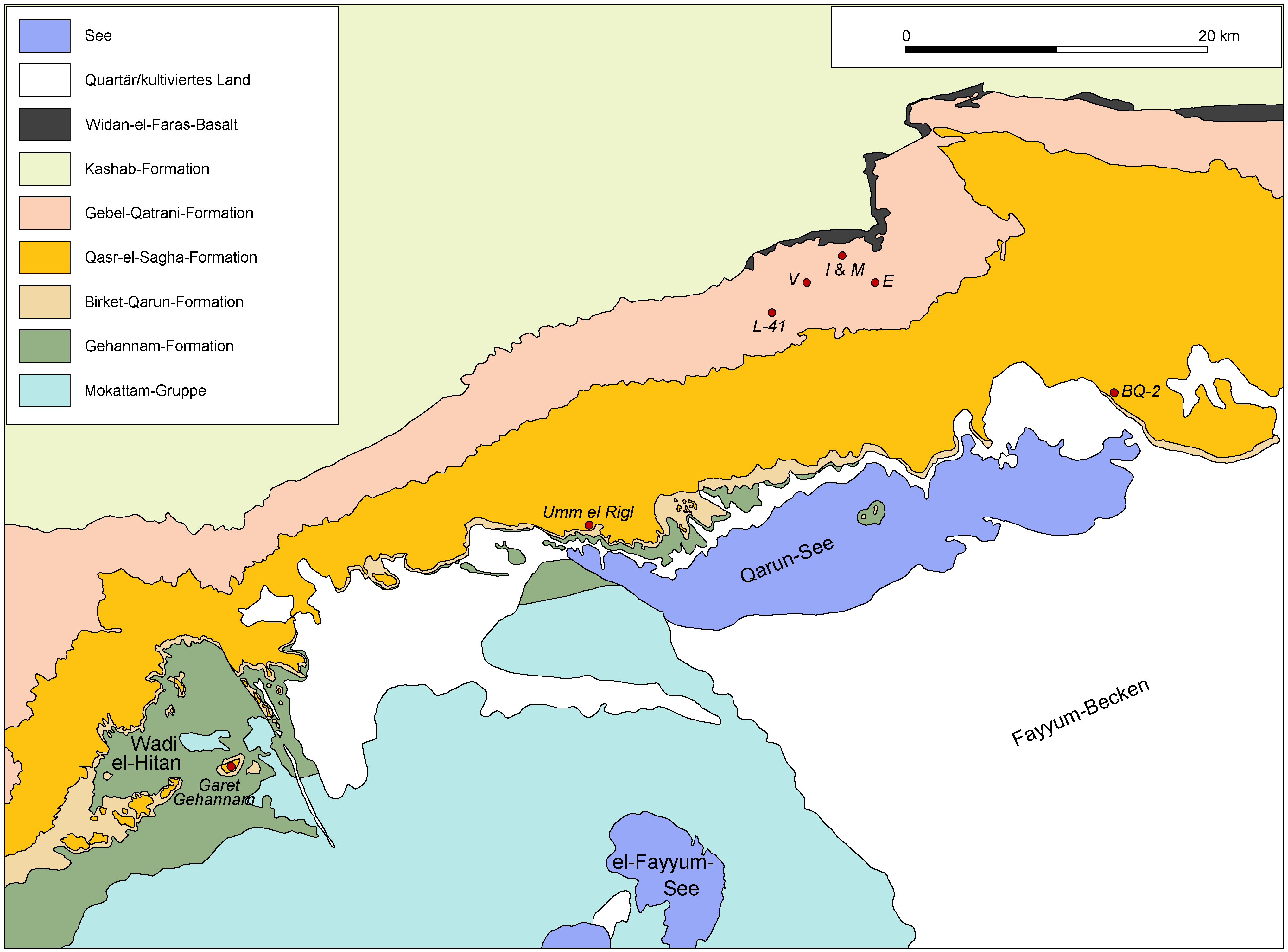 FileGeological map of Fayum areapng Wikimedia Commons