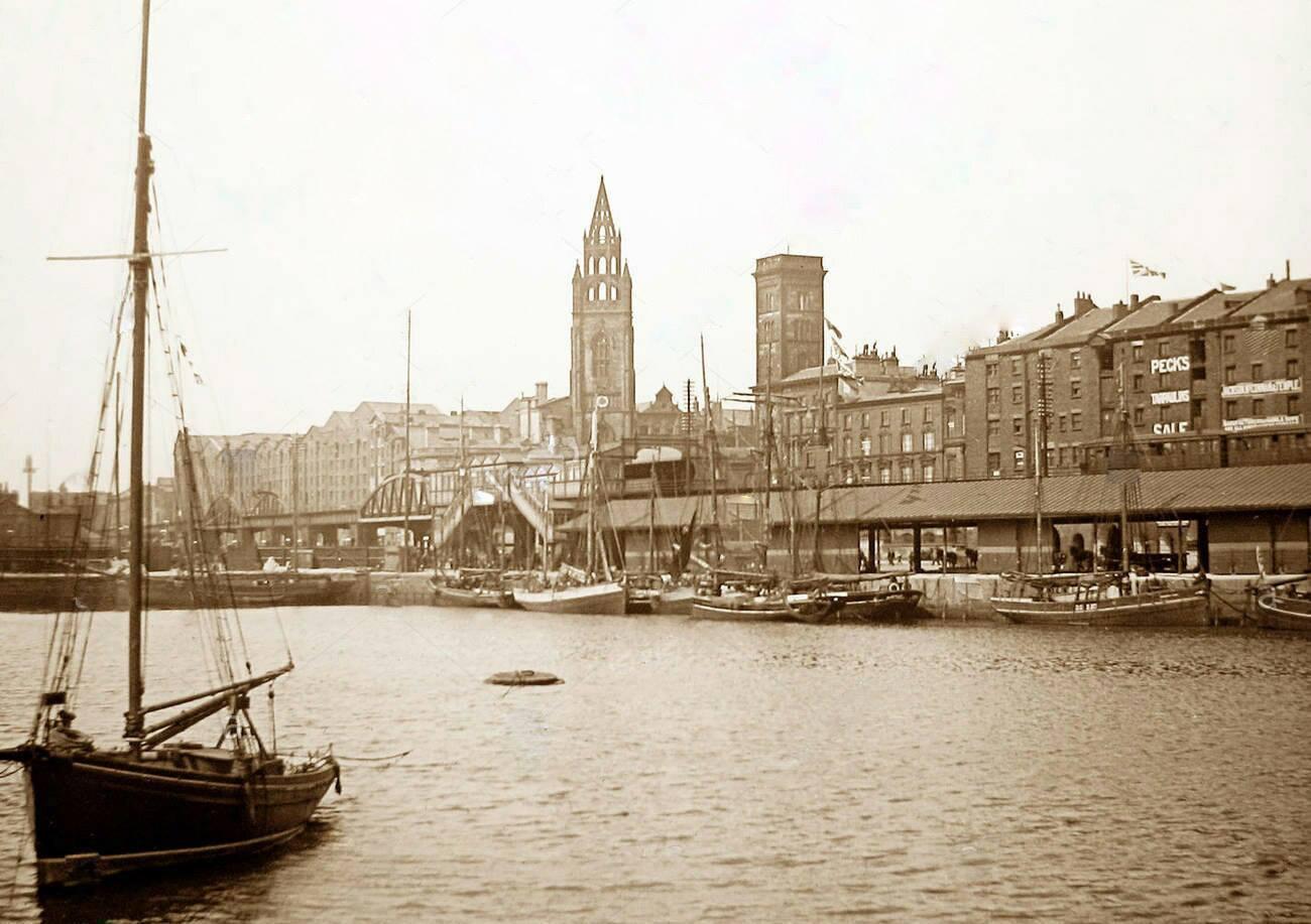 A Short History Liverpool Docks