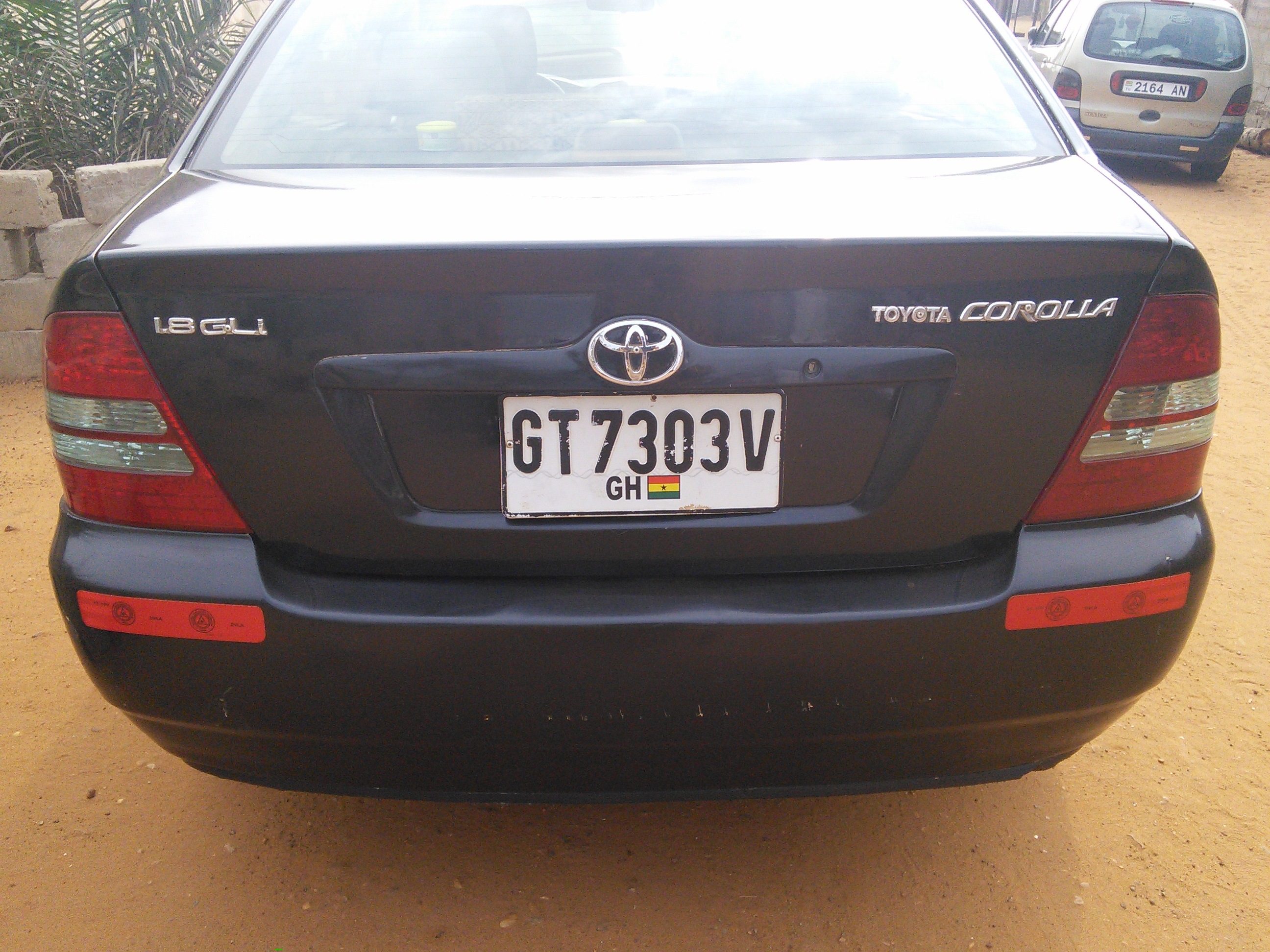 File:Ghana vehicle registration number plate (old).jpg - Wikimedia ...