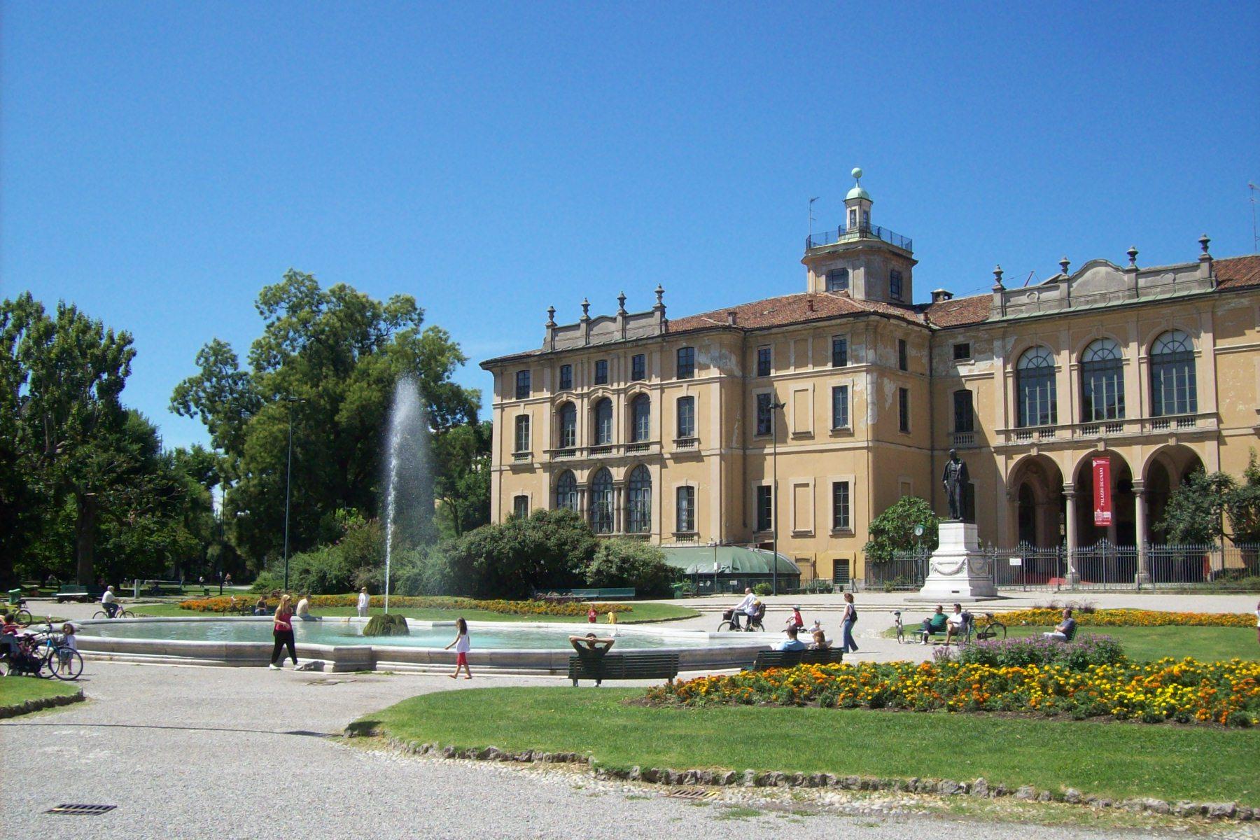 Giardini pubblici indro montanelli wikipedia for Corso progettazione giardini