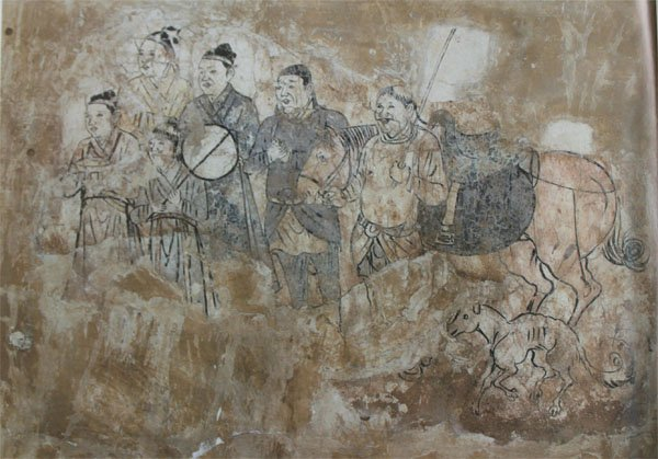 Going_out,_mural_from_Tomb_in_Aohan,_Lia
