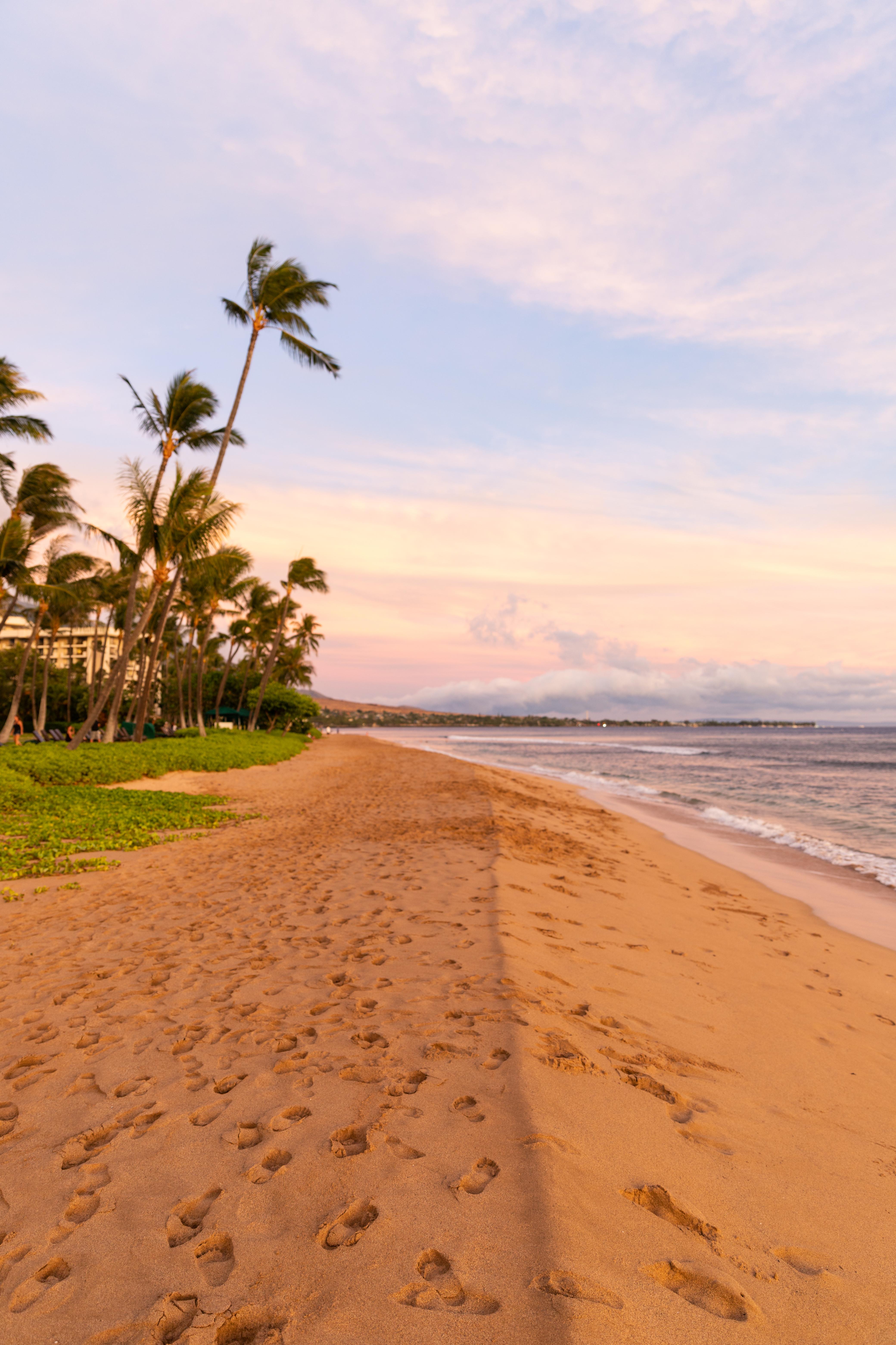 File Golden Hour At Kaanapali Beach Maui Hawaii 45015457544