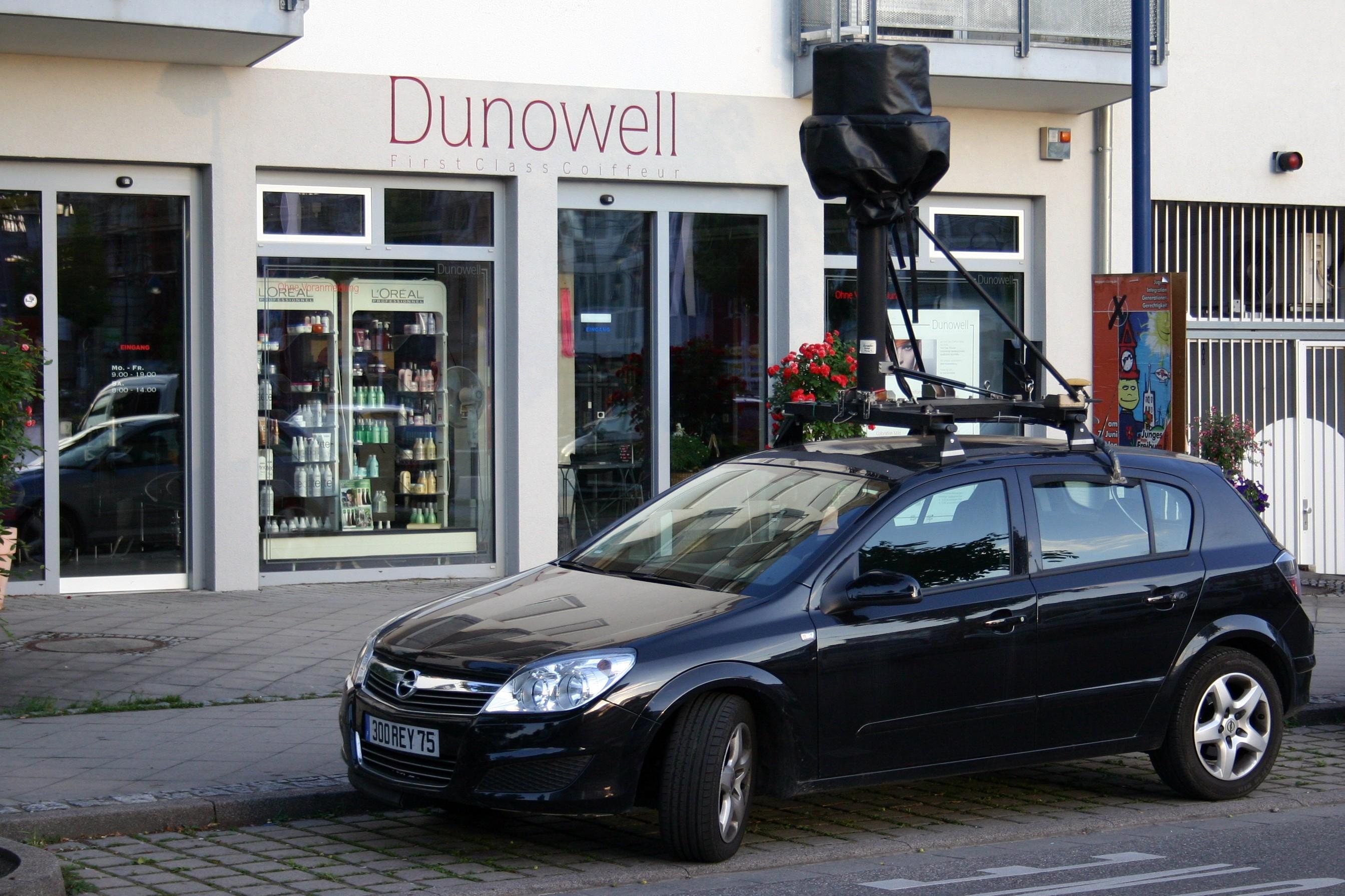 File:Google Street View Car in Freiburg im Breisgau.jpg - Wikimedia ...