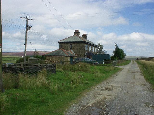 Gorple Cottages - geograph.org.uk - 99803