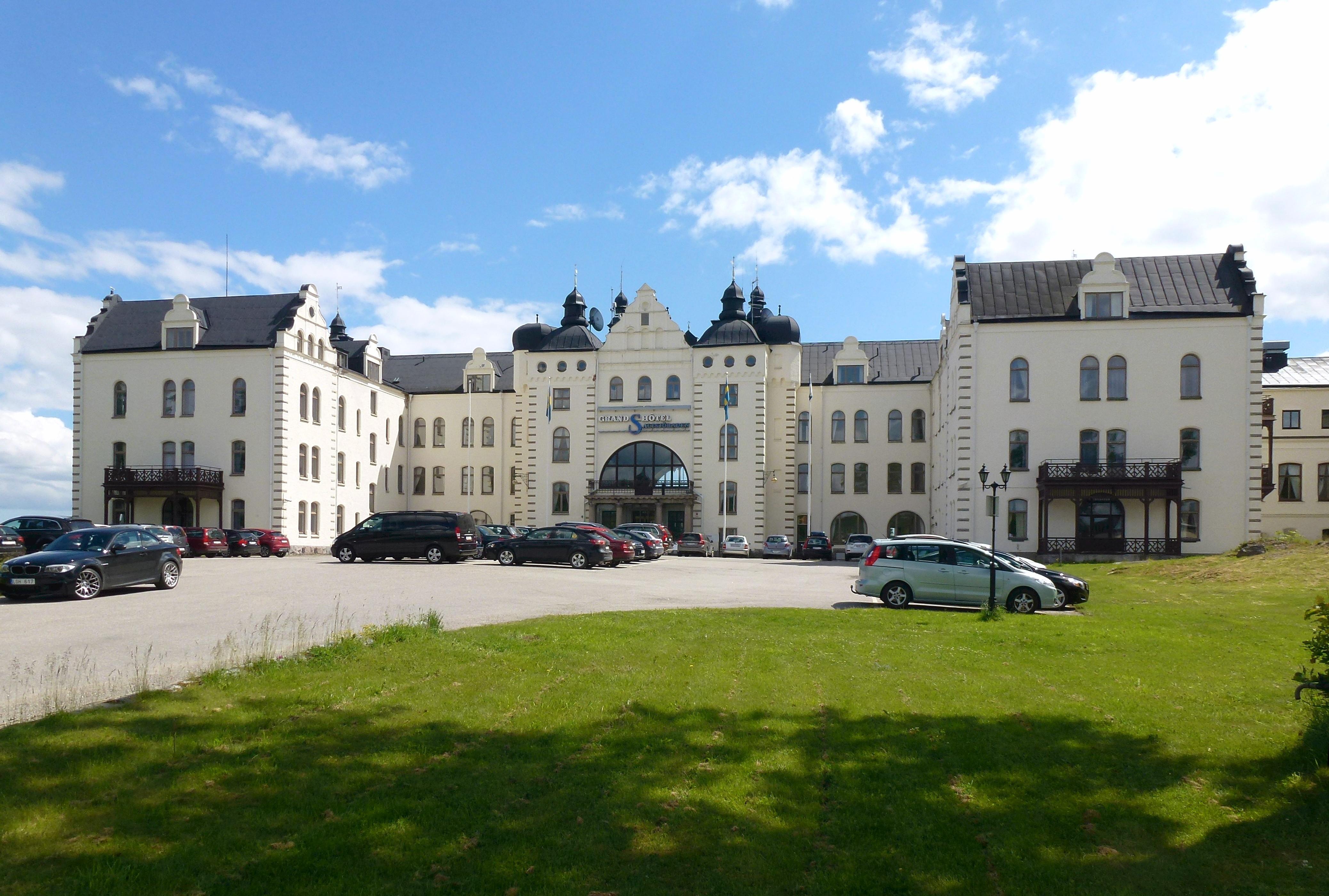 Grand Hotel Spa Gerardmer