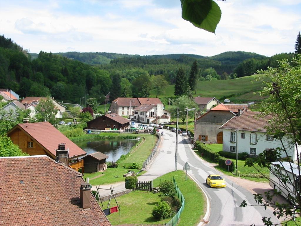 Grandrupt wikip dia for Vosges code postal