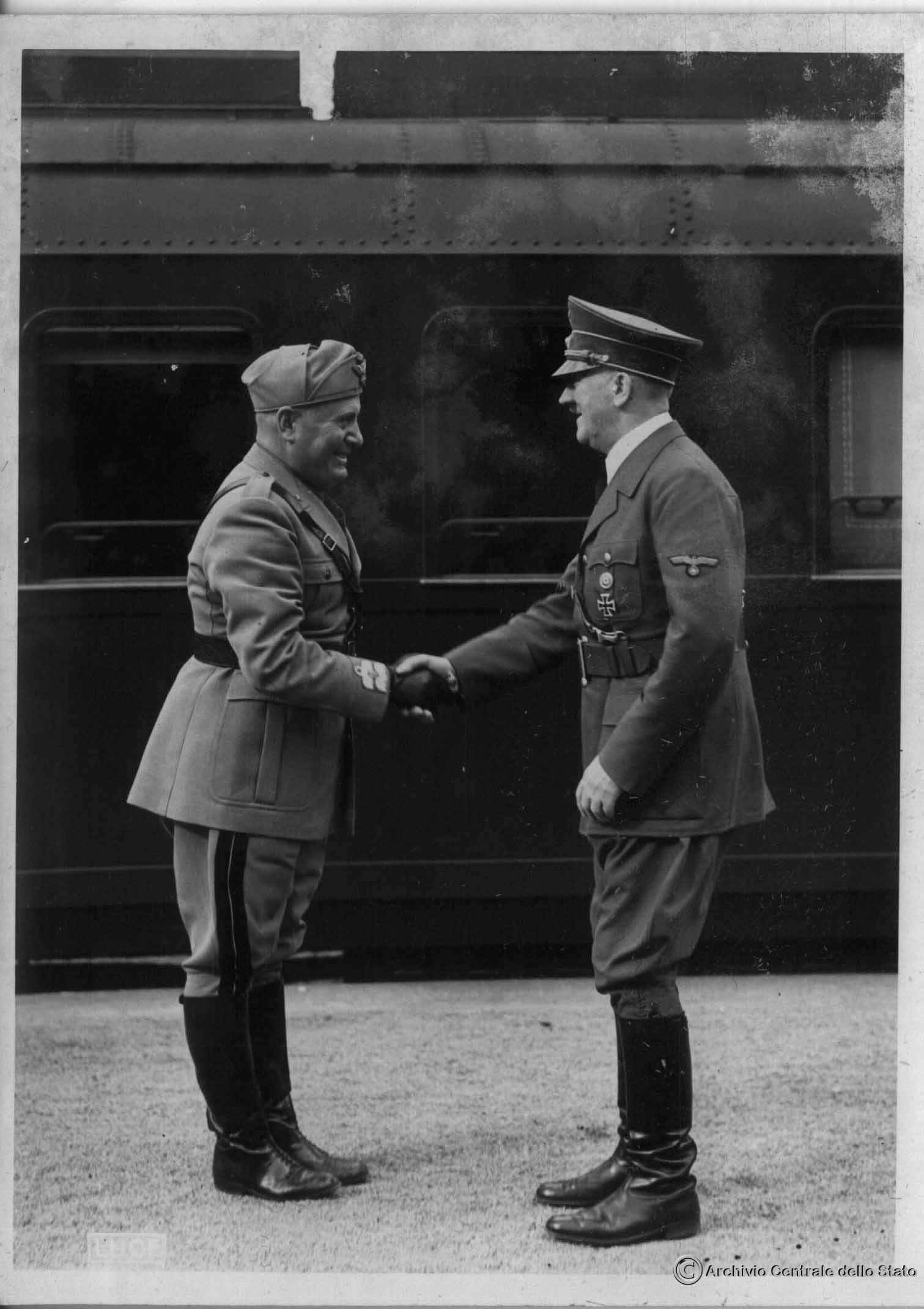 mussolini and fascism Mussolini: a new life nazi-deutsch / nazi german: an english lexicon of the language of the third  trendy fascism: white power music and the future of democracy.