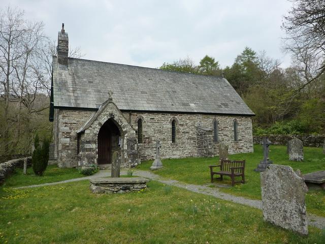 Holy Trinity Church, Seathwaite - geograph.org.uk - 2388374