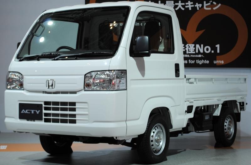 Honda Acty Wikipedia