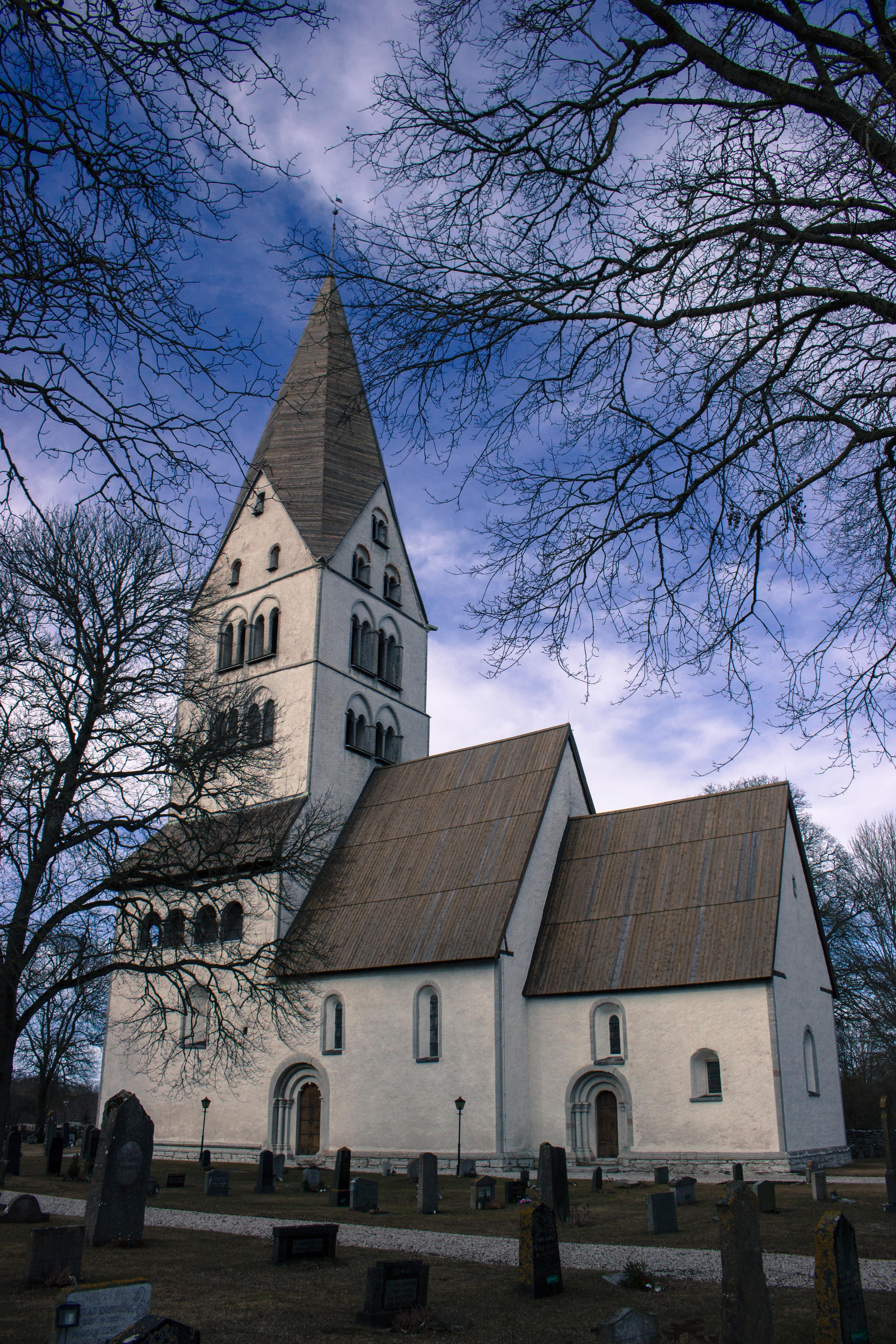 Stenkyrka Church - Wikipedia