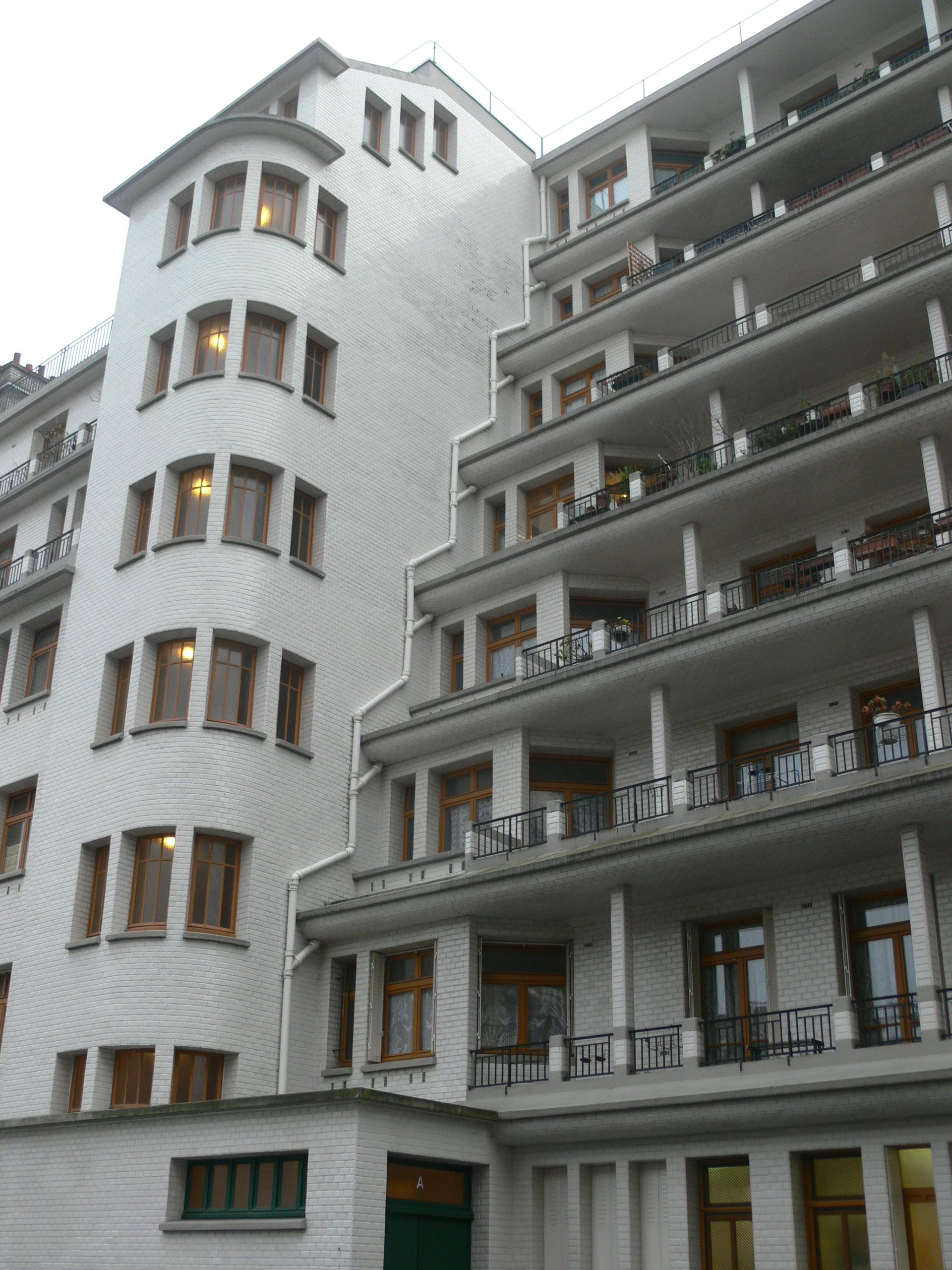 Date Immeuble  Villa David Vincennes