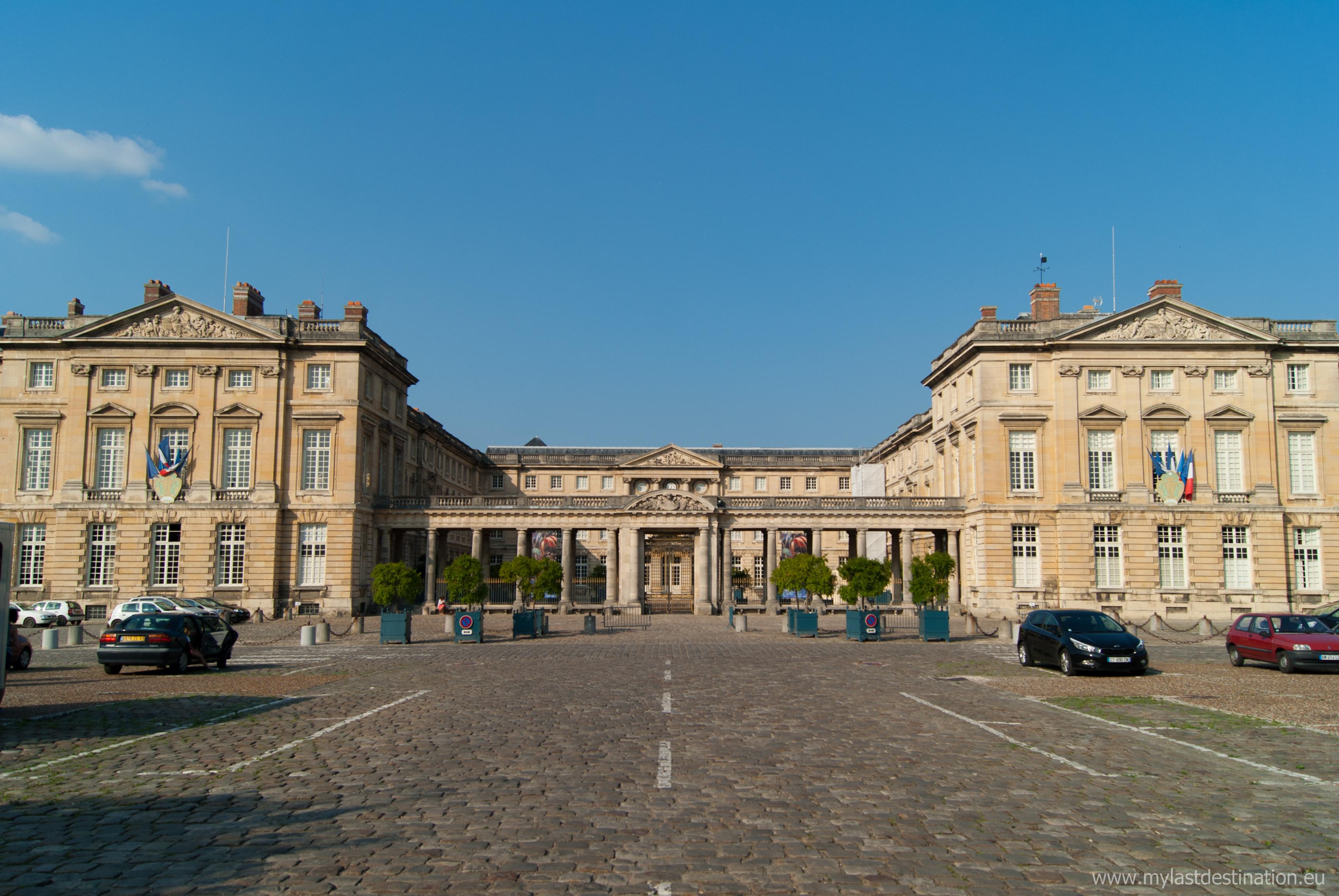 Enciclopedia De WikipediaLa Palacio Compiègne Libre Ygy7bf6v