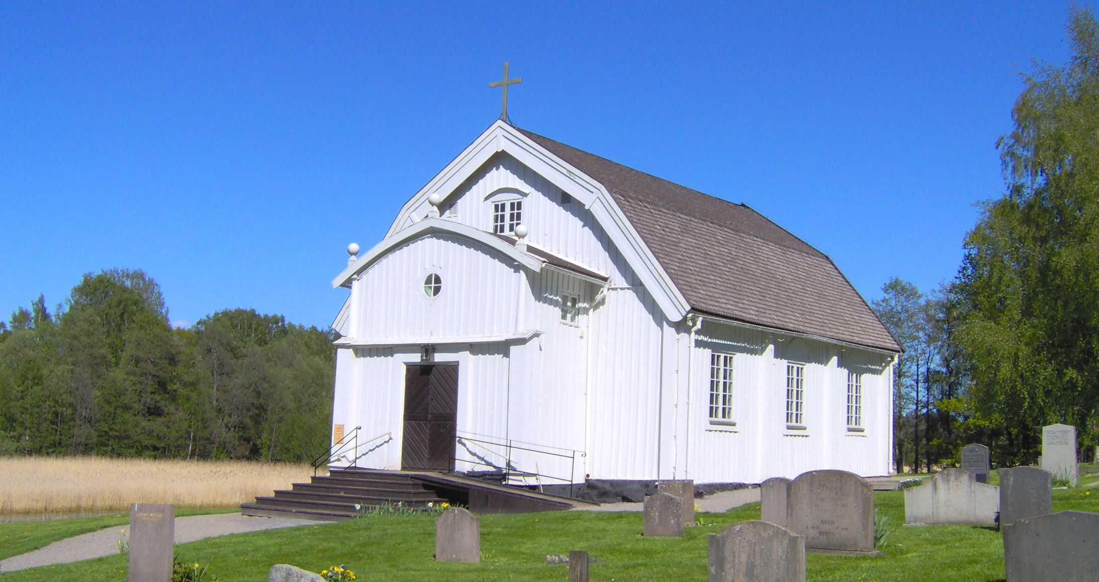 Gaster i kyrkan