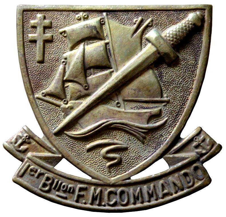 Insigne_du_1er_Bataillon_de_Fusiliers_Ma