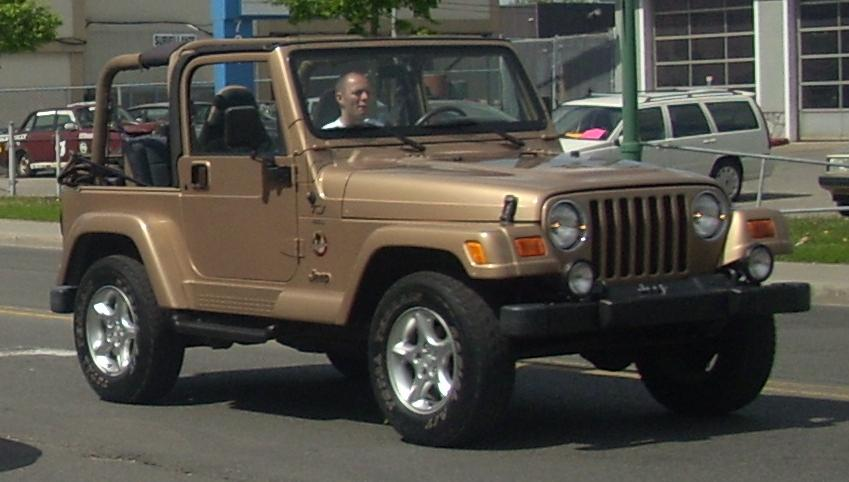 Jeep Second Hand Cars Uk