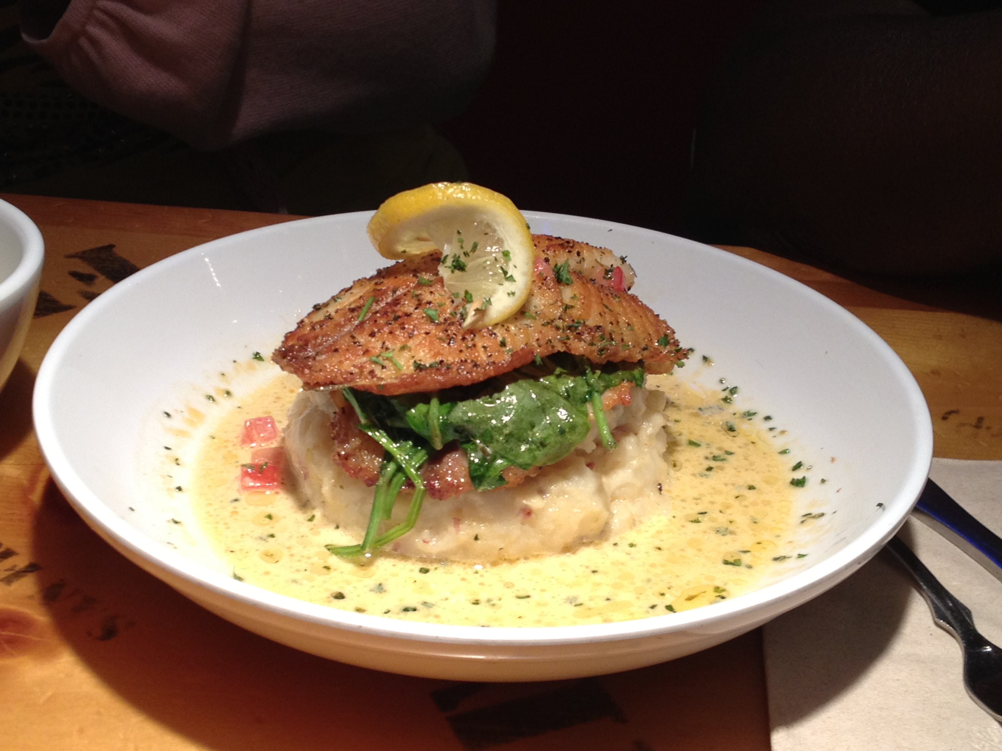Jenny S Seafood Restaurant Liverpool Menu