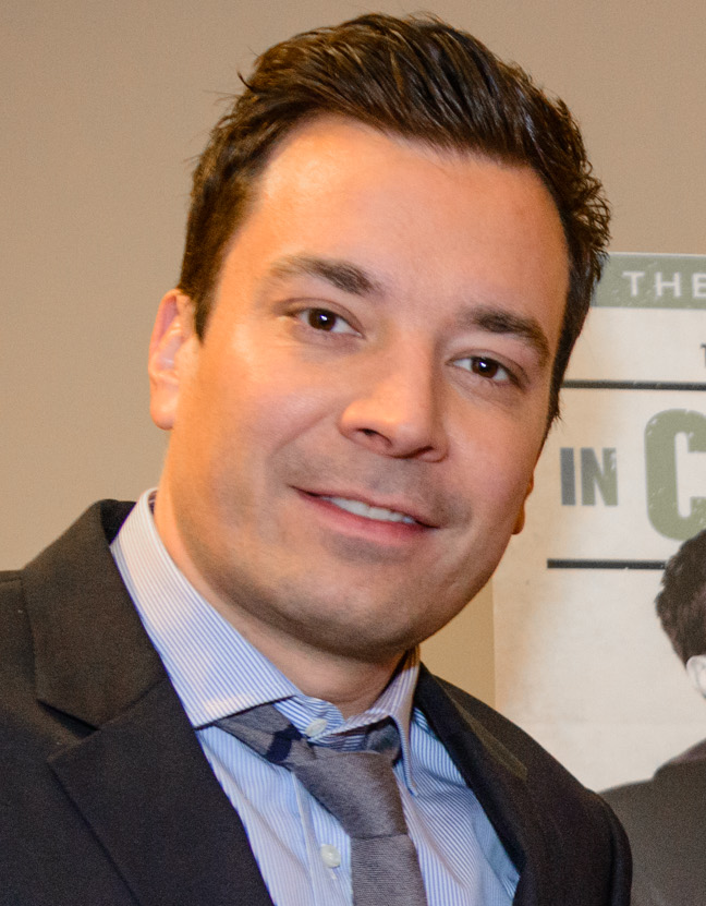 Jimmy Fallon Not Wearing Wedding Ring