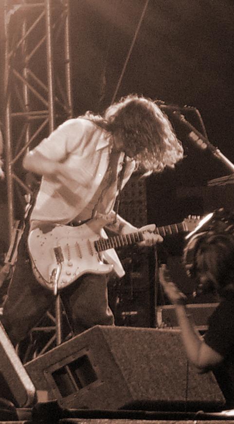 リンク : ジョン・フルシアンテ(John Frusciante)の使用エフェクター