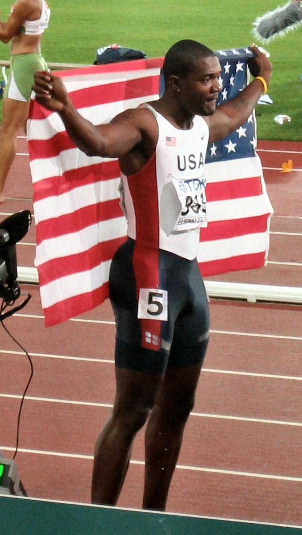 Justin Gatlin, 2004, Testosteron