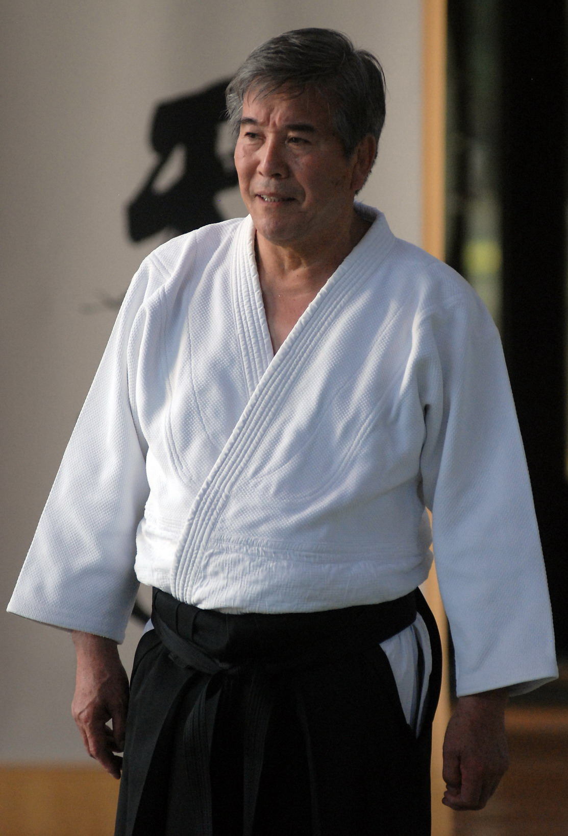 Kenji Shimizu on practice seminary in [[Novi Sad
