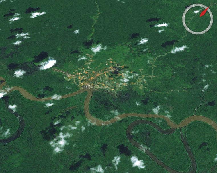 کیونگا (شهر)