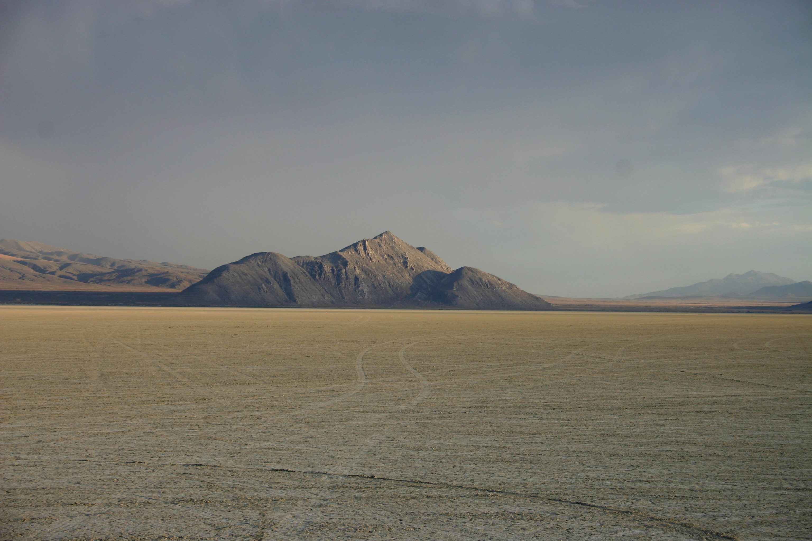 Land Speed Record >> Black Rock Desert