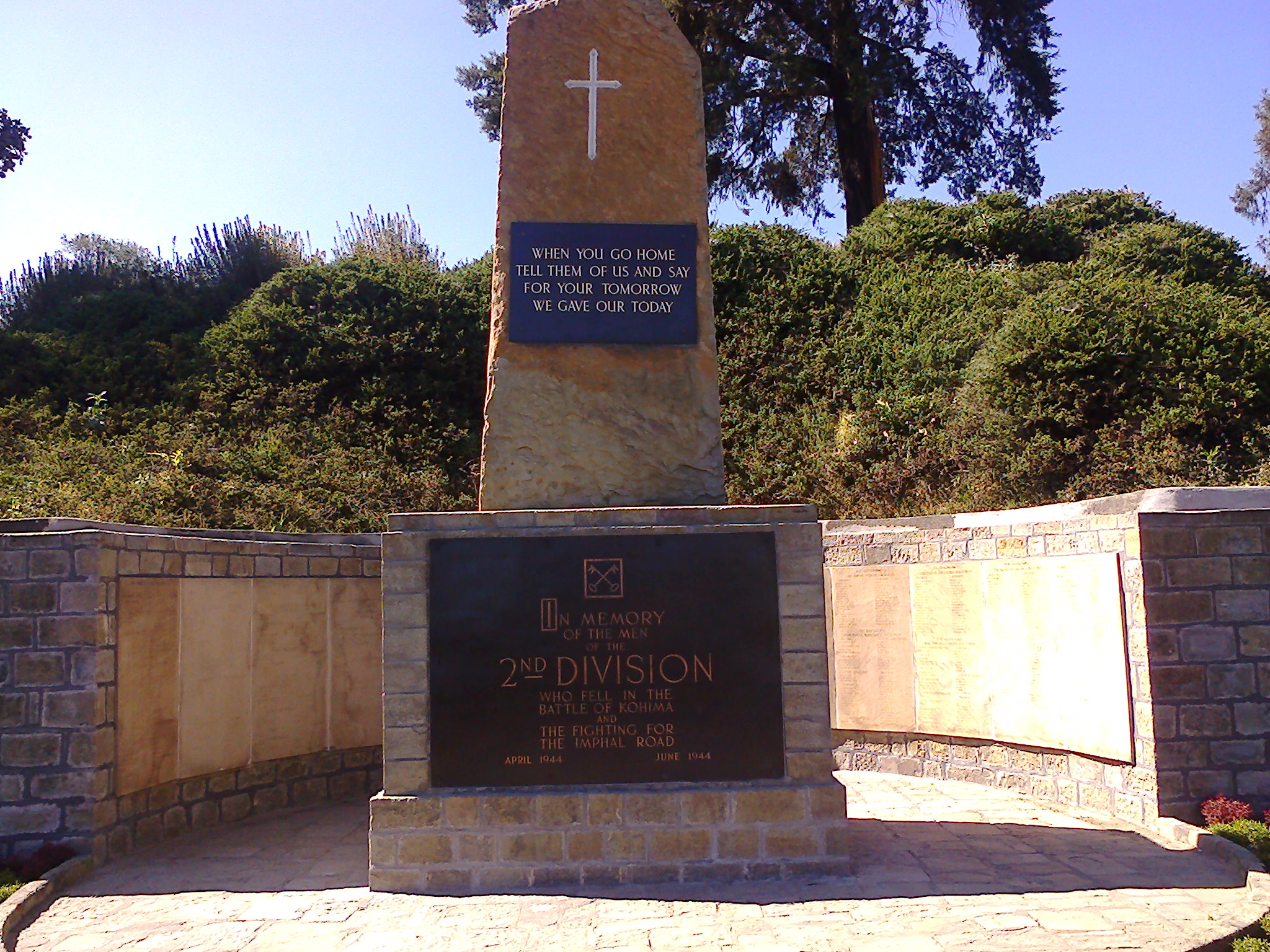 File:Kohima War Cemetery, Kohima, Nagaland (89).jpeg - Wikimedia Commons