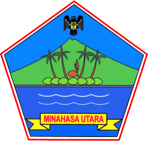 Berkas Lambang Kabupaten Minahasa Utara Png Wikipedia Bahasa Indonesia Ensiklopedia Bebas