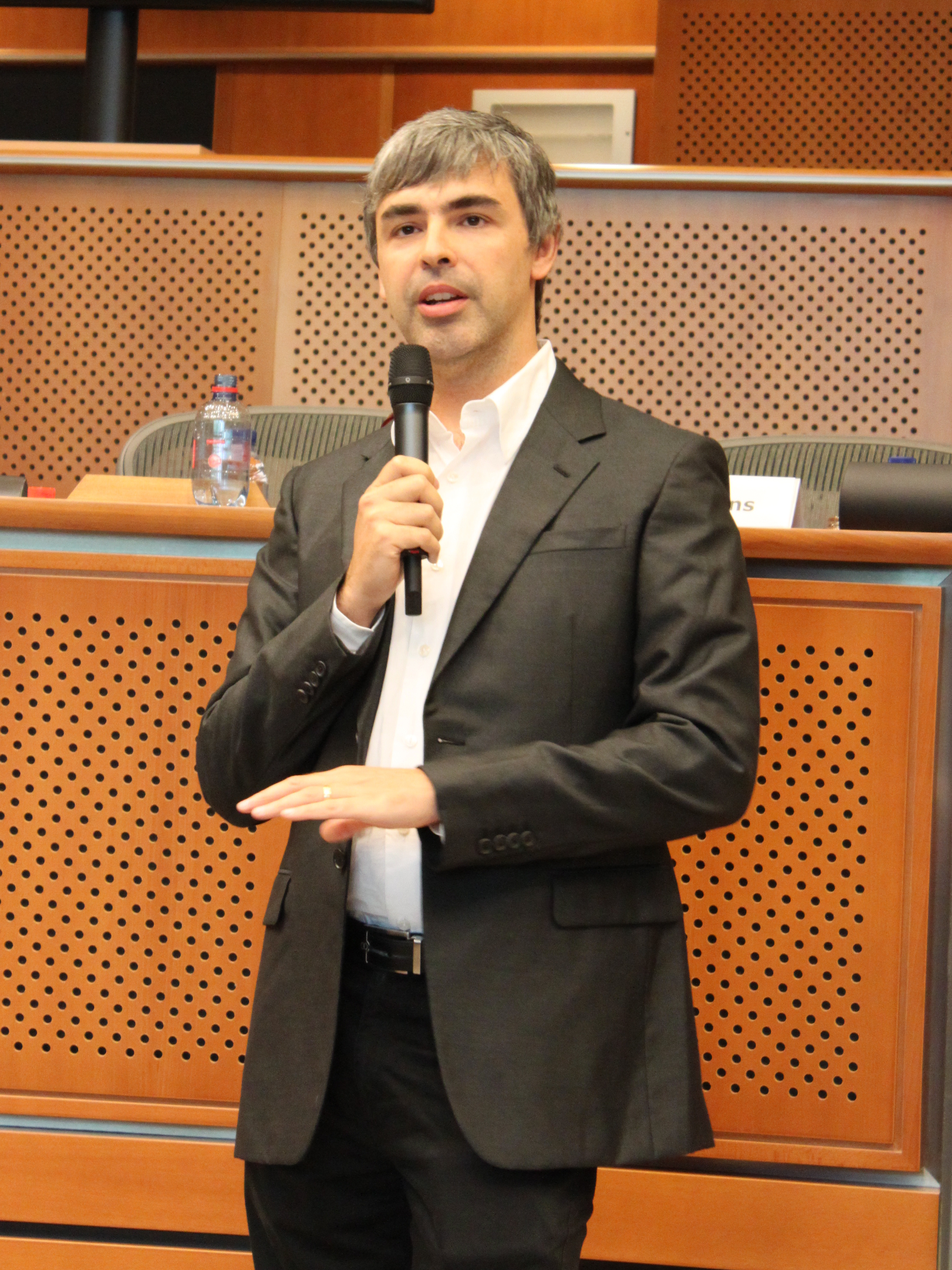 Larry Page Avatar